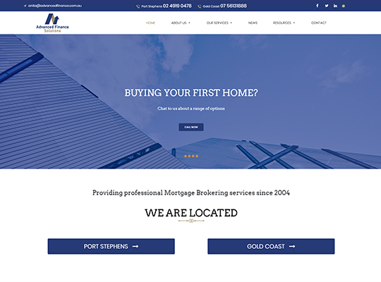 Advanced Finance Solutions