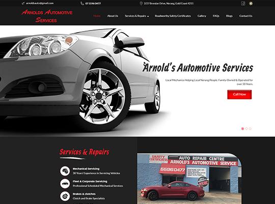 Arnolds Auto Services