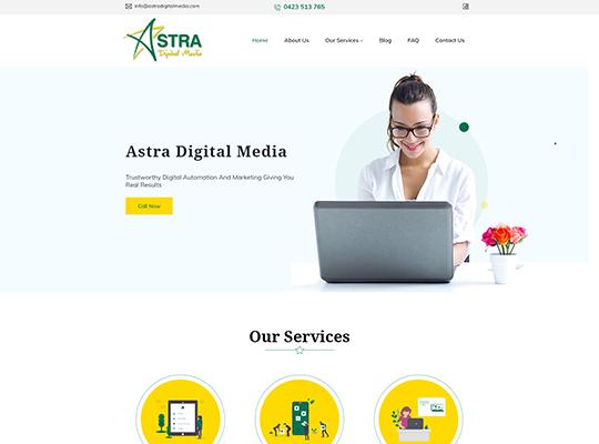 Astra Digital Media