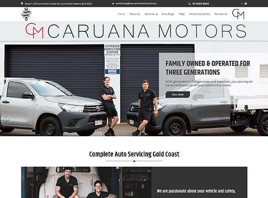 Caruana Motors Pty Ltd