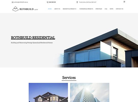 Rothbuild Pty Ltd