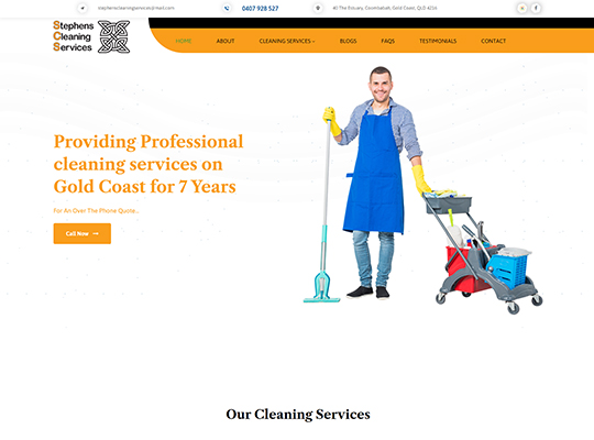 Stephens Cleaning Services