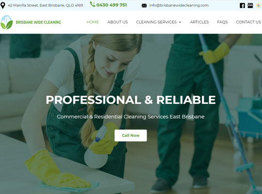Brisbanewide Cleaning