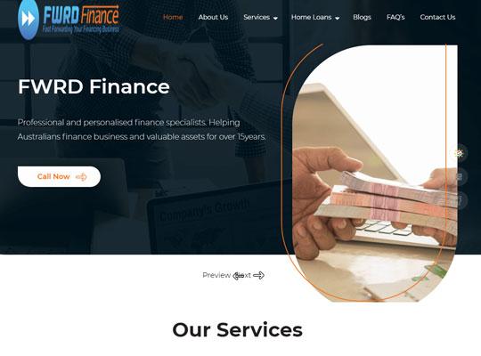 FWRD Finance