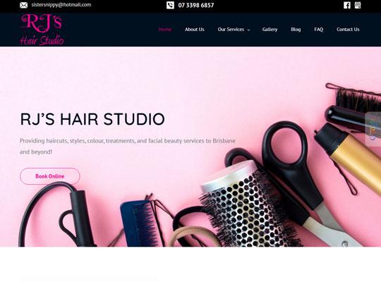 R J's Hair Studio